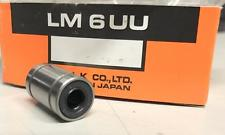 THK LM6UU Linear Ball Bush