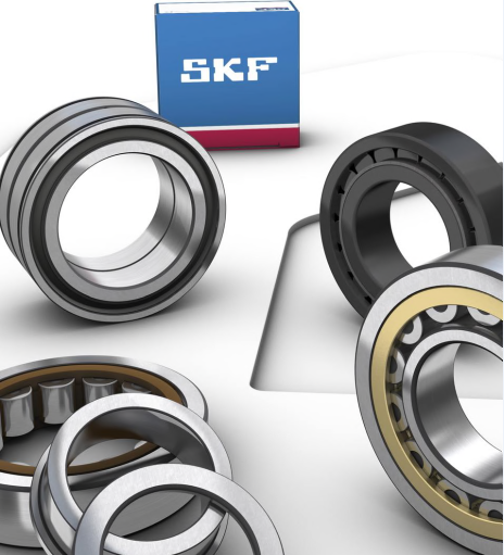 SKF NUP2212ECM bearings