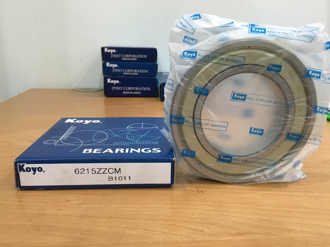 6215ZZCM-B1011 koyo  Bearings